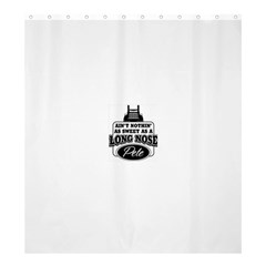 Pete Shower Curtain 66  X 72  (large)