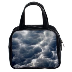 STORM CLOUDS 2 Classic Handbags (2 Sides)
