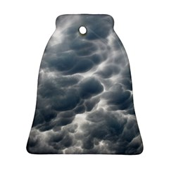 Storm Clouds 2 Bell Ornament (2 Sides)