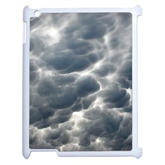 STORM CLOUDS 2 Apple iPad 2 Case (White)