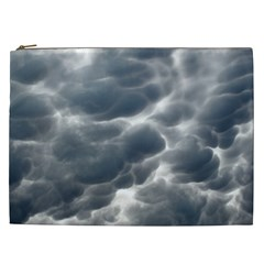 STORM CLOUDS 2 Cosmetic Bag (XXL)