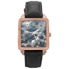 STORM CLOUDS 2 Rose Gold Watches