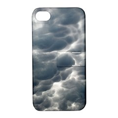 STORM CLOUDS 2 Apple iPhone 4/4S Hardshell Case with Stand