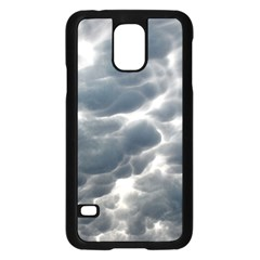 STORM CLOUDS 2 Samsung Galaxy S5 Case (Black)