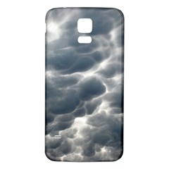 STORM CLOUDS 2 Samsung Galaxy S5 Back Case (White)