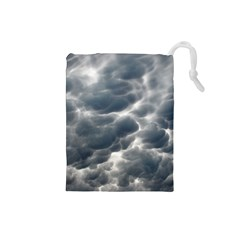 STORM CLOUDS 2 Drawstring Pouches (Small)