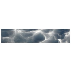 STORM CLOUDS 2 Flano Scarf (Small)