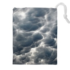 STORM CLOUDS 2 Drawstring Pouches (XXL)