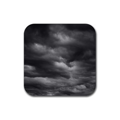 STORM CLOUDS 1 Rubber Coaster (Square)