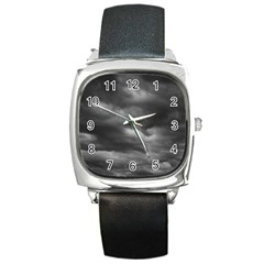 STORM CLOUDS 1 Square Metal Watches