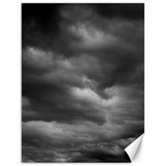 STORM CLOUDS 1 Canvas 12  x 16