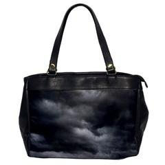 STORM CLOUDS 1 Office Handbags