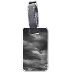 STORM CLOUDS 1 Luggage Tags (Two Sides)