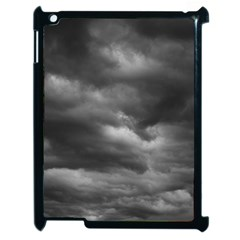 STORM CLOUDS 1 Apple iPad 2 Case (Black)