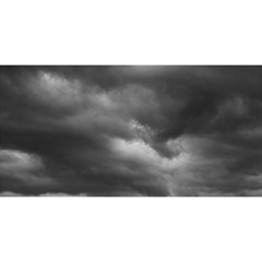 Storm Clouds 1 You Are Invited 3d Greeting Card (8x4)