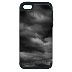 STORM CLOUDS 1 Apple iPhone 5 Hardshell Case (PC+Silicone)