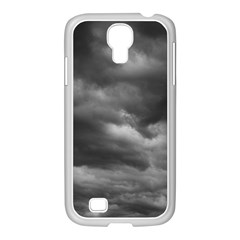 STORM CLOUDS 1 Samsung GALAXY S4 I9500/ I9505 Case (White)
