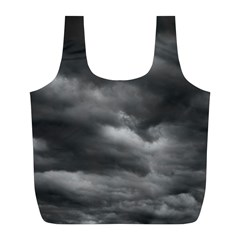 STORM CLOUDS 1 Full Print Recycle Bags (L)