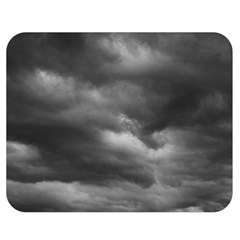 Storm Clouds 1 Double Sided Flano Blanket (medium)