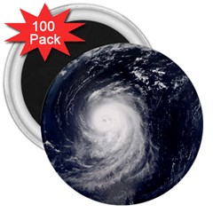 HURRICANE IRENE 3  Magnets (100 pack)