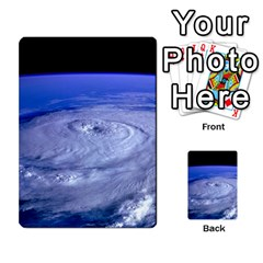 Hurricane Elena Multi Purpose Cards (rectangle)