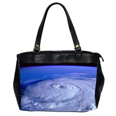HURRICANE ELENA Office Handbags (2 Sides)