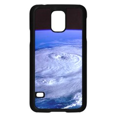 HURRICANE ELENA Samsung Galaxy S5 Case (Black)
