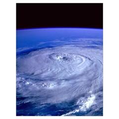 Hurricane Elena Drawstring Bag (large)