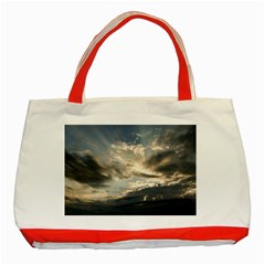 HEAVEN RAYS Classic Tote Bag (Red)
