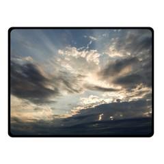 Heaven Rays Fleece Blanket (small)