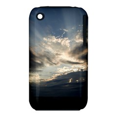 HEAVEN RAYS Apple iPhone 3G/3GS Hardshell Case (PC+Silicone)