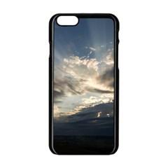 HEAVEN RAYS Apple iPhone 6/6S Black Enamel Case