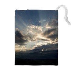 Heaven Rays Drawstring Pouches (extra Large)