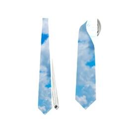 CUMULUS CLOUDS Neckties (One Side)