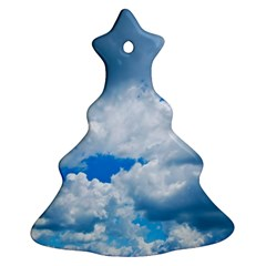 Cumulus Clouds Ornament (christmas Tree)