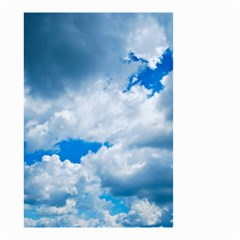 Cumulus Clouds Small Garden Flag (two Sides)