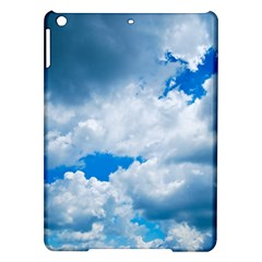 CUMULUS CLOUDS iPad Air Hardshell Cases