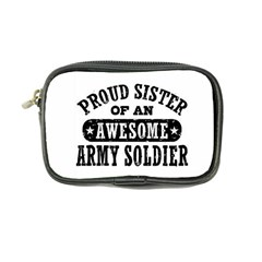Proud Army Soldier Sister Coin Purse