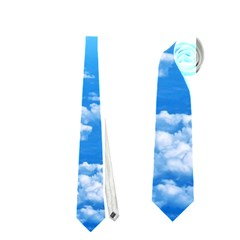 CLOUDS Neckties (One Side)