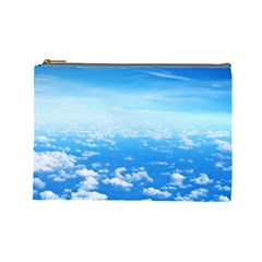 CLOUDS Cosmetic Bag (Large)