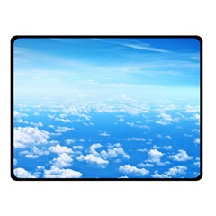 Clouds Fleece Blanket (small)