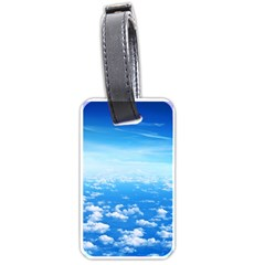 CLOUDS Luggage Tags (Two Sides)
