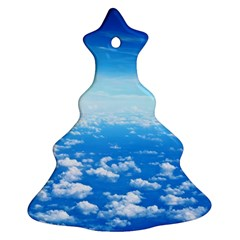 Clouds Ornament (christmas Tree)