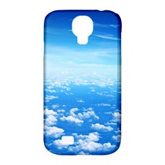 CLOUDS Samsung Galaxy S4 Classic Hardshell Case (PC+Silicone)