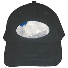 BIG FLUFFY CLOUD Black Cap