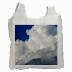 BIG FLUFFY CLOUD Recycle Bag (One Side)