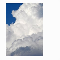 Big Fluffy Cloud Large Garden Flag (two Sides)