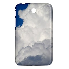 BIG FLUFFY CLOUD Samsung Galaxy Tab 3 (7 ) P3200 Hardshell Case