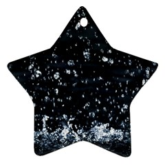 AUTUMN RAIN Ornament (Star)
