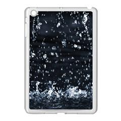 AUTUMN RAIN Apple iPad Mini Case (White)